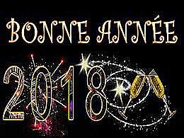 diaporama pps Bonne année 2018
