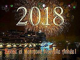 diaporama pps Bonne et heureuse nouvelle année