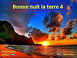 diaporama pps Bonne nuit la terre 4