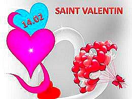 diaporama pps C'est la Saint Valentin 2017