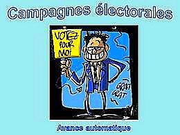diaporama pps Campagnes électorales