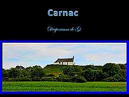 diaporama pps Carnac