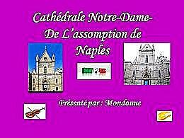 diaporama pps Cathédrale de Naples