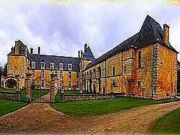 diaporama pps Château de Sauvebœuf à Aubas