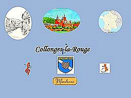 diaporama pps Collonges la Rouge