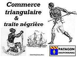 diaporama pps Commerce triangulaire et traite négrière