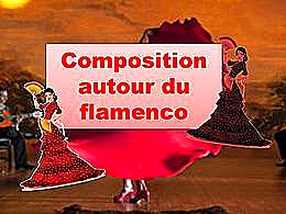 diaporama pps Composition autour du Flamenco