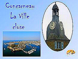 diaporama pps Concarneau ville close