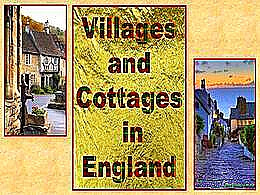 diaporama pps Cottages and villages in England