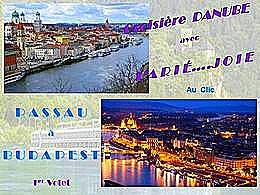 diaporama pps Croisière Danube 1