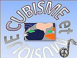 diaporama pps Cubisme et musique