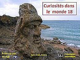 diaporama pps Curiosités dans le monde 18