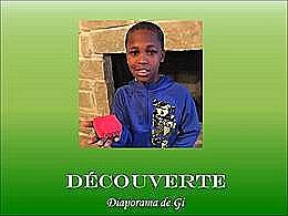 diaporama pps Découverte
