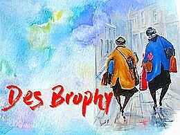 diaporama pps Des Brophy