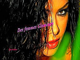 diaporama pps Des femmes glamours