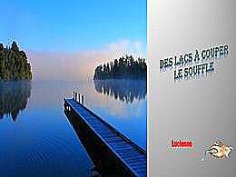 diaporama pps Des lacs à couper le souffle