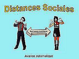 diaporama pps Distances sociales