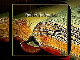 diaporama pps Douter du doute