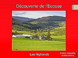 diaporama pps Écosse – Les Highlands