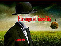 diaporama pps Étrange et insolite 2