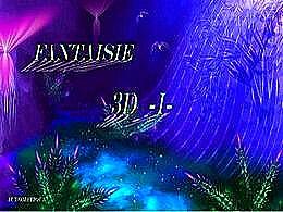 diaporama pps Fantaisie 3D I