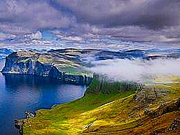diaporama pps Faroe islands denmark