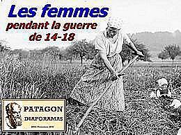 diaporama pps Femmes – Guerre de 14-18
