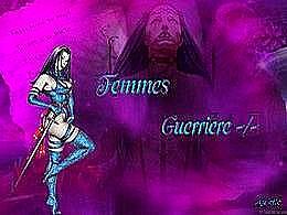 diaporama pps Femmes Guerrières I