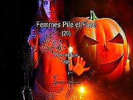 diaporama pps Femmes pile et face XX