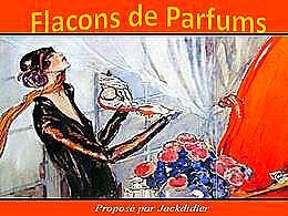 diaporama pps Flacons de parfums