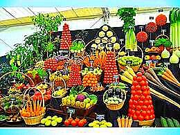 diaporama pps Fruits et légumes au Québec