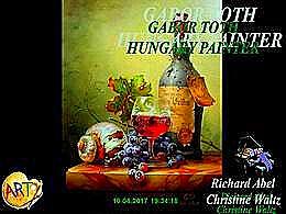 diaporama pps Gabor Toth 1950 hungary painter