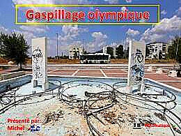 diaporama pps Gaspillage olympique