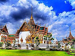 diaporama pps Grand palace Thailand