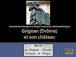 diaporama pps Grignan Drôme