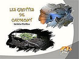 diaporama pps Grottes de Caumont
