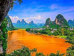 diaporama pps Guilin mountains china