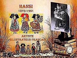 diaporama pps Hansi illustrateur français