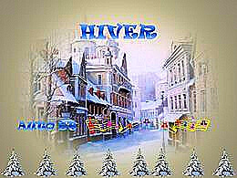 diaporama pps Hiver