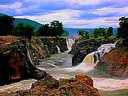 diaporama pps Hogenakkal falls india