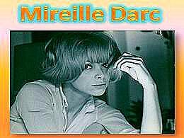 diaporama pps Hommage à Mireille Darc