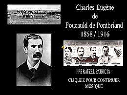 diaporama pps Hommage à Charles Foucauld