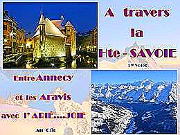 diaporama pps Haute Savoie volet 1