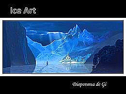 diaporama pps Ice art