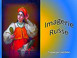 diaporama pps Imagerie russe