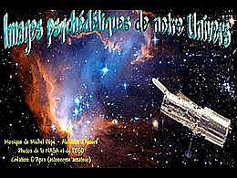 diaporama pps Images psychédéliques de notre univers