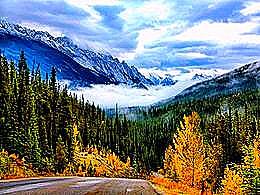 diaporama pps Jasper national park – Canada