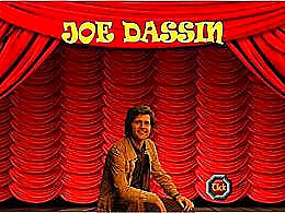 diaporama pps Joe Dassin