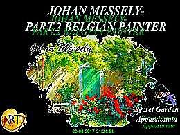 diaporama pps Johan Messely 1953 part 2 belgian painter