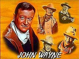 diaporama pps John Wayne